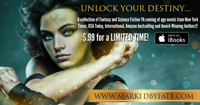 Marked by Fate 99cents on iBooks